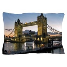 Tower Bridge in London, England, over  Pillow Case