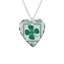 Official Irish drinking team Necklace