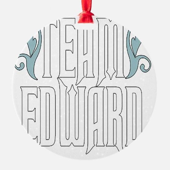 Team Edward Ornament