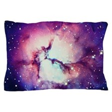 Trifid Nebula Pillow Case