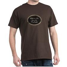 """Save A/My Life"" T-Shirt"