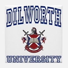DILWORTH University Tile Coaster