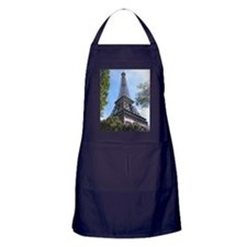 Eiffel Tower Journal Apron (dark)