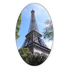 Eiffel Tower Journal Decal