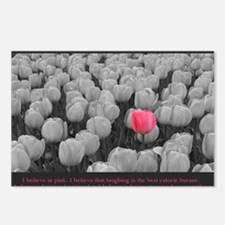 I Believe In Pink Postcards (Package of 8)