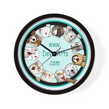 Bowl 3 Wall Clock
