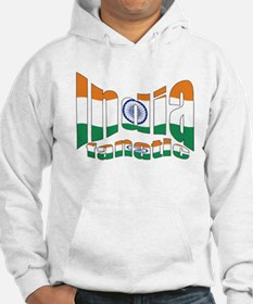 Indian flag sports fanatic Hoodie