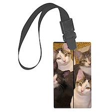 flipflopcats Luggage Tag