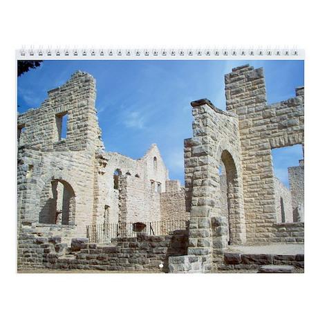 Ha Ha Tonka Wall Calendar
