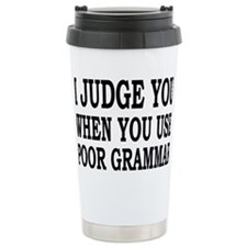 grammarrectangle Travel Mug