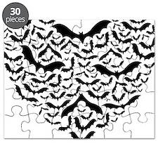 Bat heart Puzzle