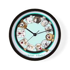 Bowl 1 Wall Clock