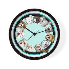 Bowl 2 Wall Clock