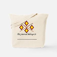 SOUTHEAST TRIBAL STICKBALL Tote Bag