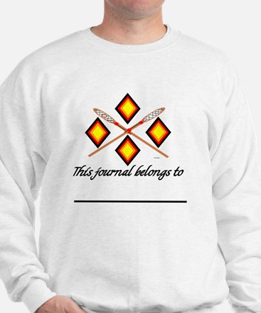 SOUTHEAST TRIBAL STICKBALL Sweatshirt