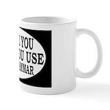 grammaroval Mug
