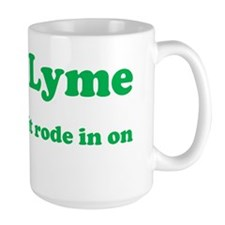 F#@% Lyme - Green Mug