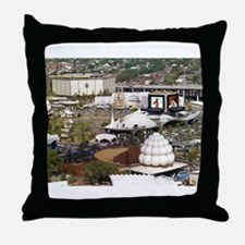 1964 World's Fair Throw Pillow