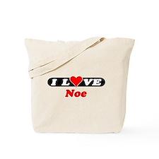 I Love Noe Tote Bag