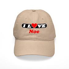 I Love Noe Baseball Cap