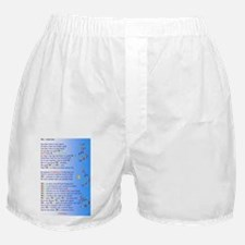 TELL FRIENDS bully version Boxer Shorts