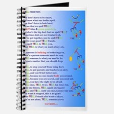 TELL FRIENDS bully version Journal