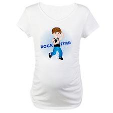 Rockstar Boy brunette Shirt