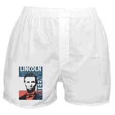 Abraham Lincoln 16th President Boxer Shorts