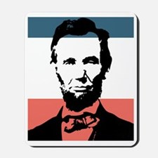 Abraham Lincoln 16th President Mousepad