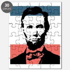 Abraham Lincoln 16th President Puzzle