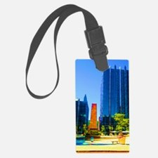 PPG Place in Pittsburgh Luggage Tag