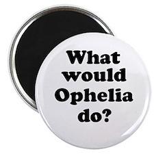 Ophelia Magnet