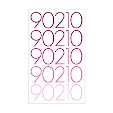90210 Spectrum Decal