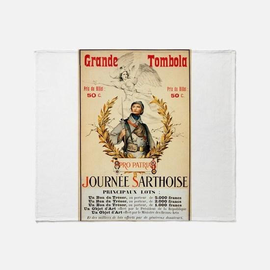 Grande Tombola Journee Sarthoise - Lionel Royer -