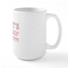 Whats Happenin Hot Stuff Mug