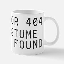 Computer Error No Costume Mug