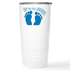 Its a boy Travel Mug