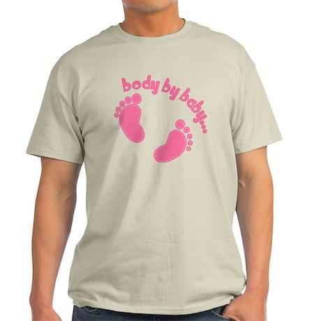 Body by Baby Light T-Shirt