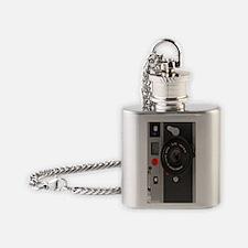 Camera Flask Necklace