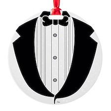 Black Tuxedo Ornament