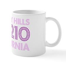 Beverly Hills 90210 California Jewels Mug