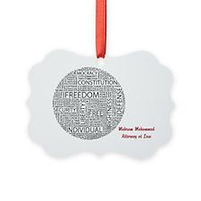 Mohammed Ornament