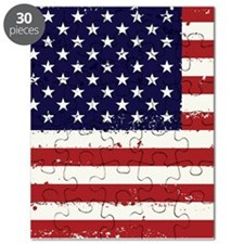 Stars and Stripes Puzzle