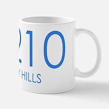 Classic 90210 Beverly Hills Mug