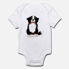 Bernese Mountain Dog Onesie