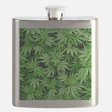 Marijuana Flask