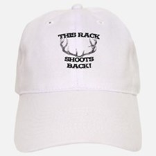 This Rack Shoots Back Baseball Baseball Cap