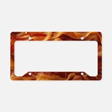 Mmm, Bacon License Plate Holder