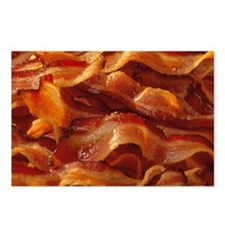 Mmm, Bacon Postcards (Package of 8)