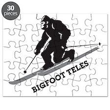 Bigfoot Teles Puzzle